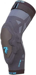 7iDP Project Knee Pads for Men and Women - Set of 2 Pads for Biking