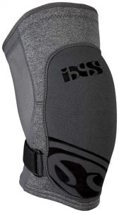 IXS Unisex Flow Evo+ Breathable Moisture-Wicking Padded Protective Knee Guard