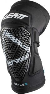 Leatt Airflex Pro Knee Guard Black