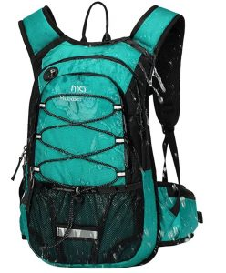 Mubasel Gear Insulated Hydration Backpack Pack
