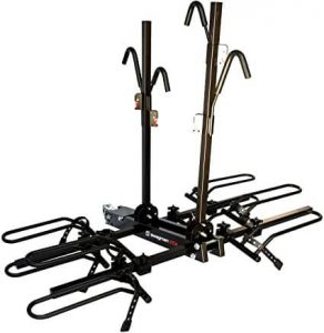 Swagman XTC4 Hitch Mount Bike Rack