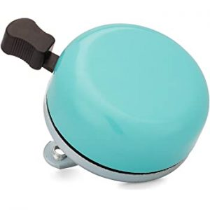 MARQUE Beach Cruiser Bike Bell – Classic Bicycle Bell Design for Adults and Kids