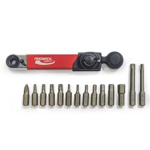 Feedback Sports Range Torque Ratchet Combo