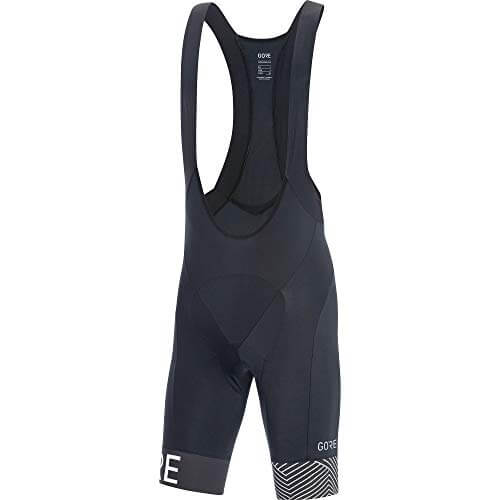 GORE WEAR C5 Men's Cycling Bib Shorts with Seat Insert