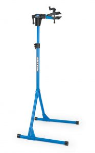 Park Tool PCS-4-2 Deluxe Home Mechanic Bicycle Repair Stand with Micro-Adjust Clamp