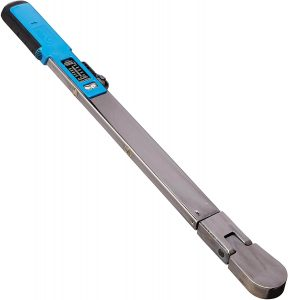 Precision Instruments PREC3FR250F Silver 1 2 Drive Split Beam Torque Wrench with Flex Head