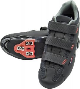 Tommaso Strada 100 Dual Cleat Compatible Road Bike, Touring, Indoor Cycling Shoe